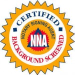 NNA Certified Notary in North County San Diego